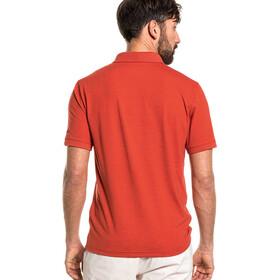 Schöffel Brisbane Polo Shirt Men, chilli